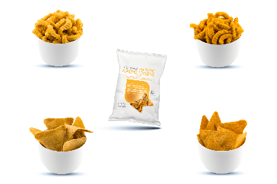 Proteïne Chips Mix 1