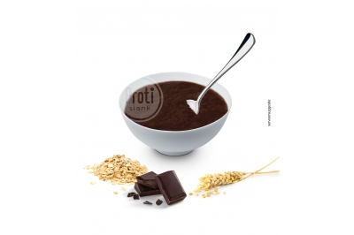 Proteïne havermout Crunchy chocolade