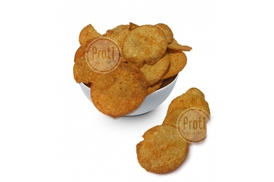 Proteïne chips Paprika