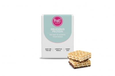 White Chocolate flavoured wafer