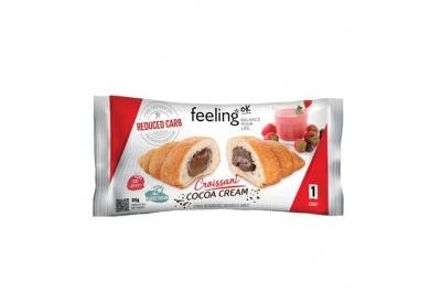 Feeling OK Croissant met chocolade creme