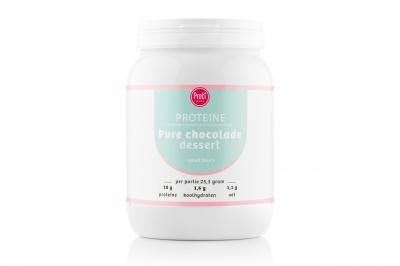 Proteïne dessert Pure Chocolade