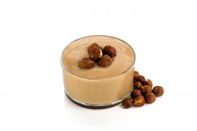 Proteïne dessert hazelnoot