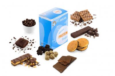 ProBreak Chocolade Snackbox