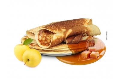 Proteïne pannenkoek appel karamelsmaak