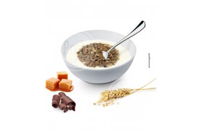 Proteïne muesli Choco Karamelsmaak