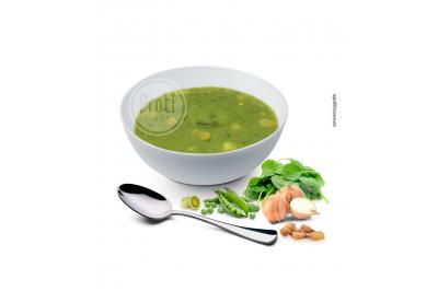 Groentesoep & croutons