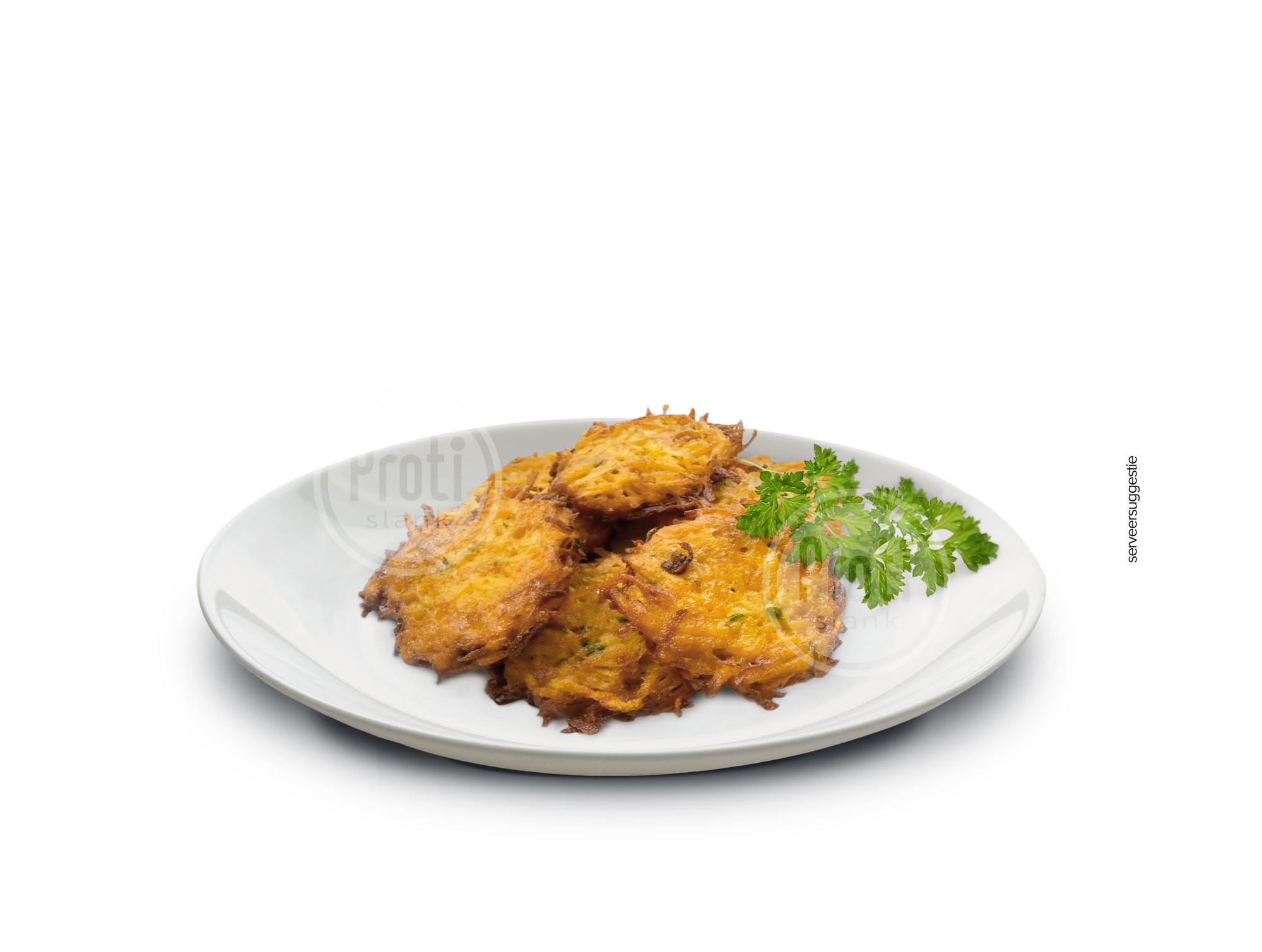 Pannenkoek Aardappel