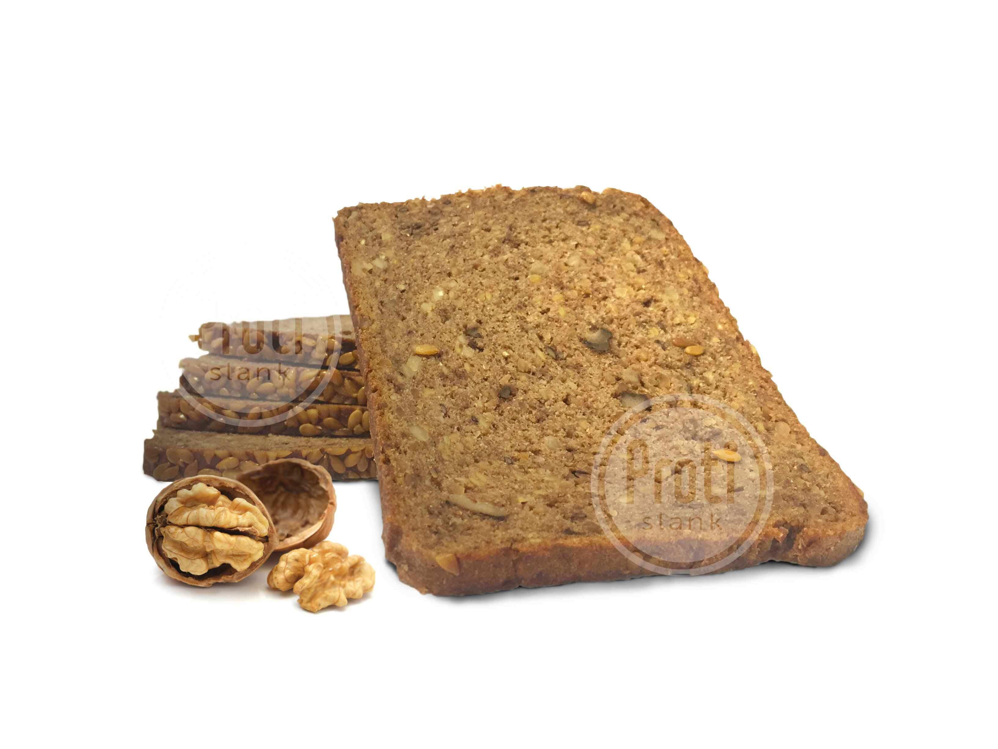 Bruin brood Walnoten