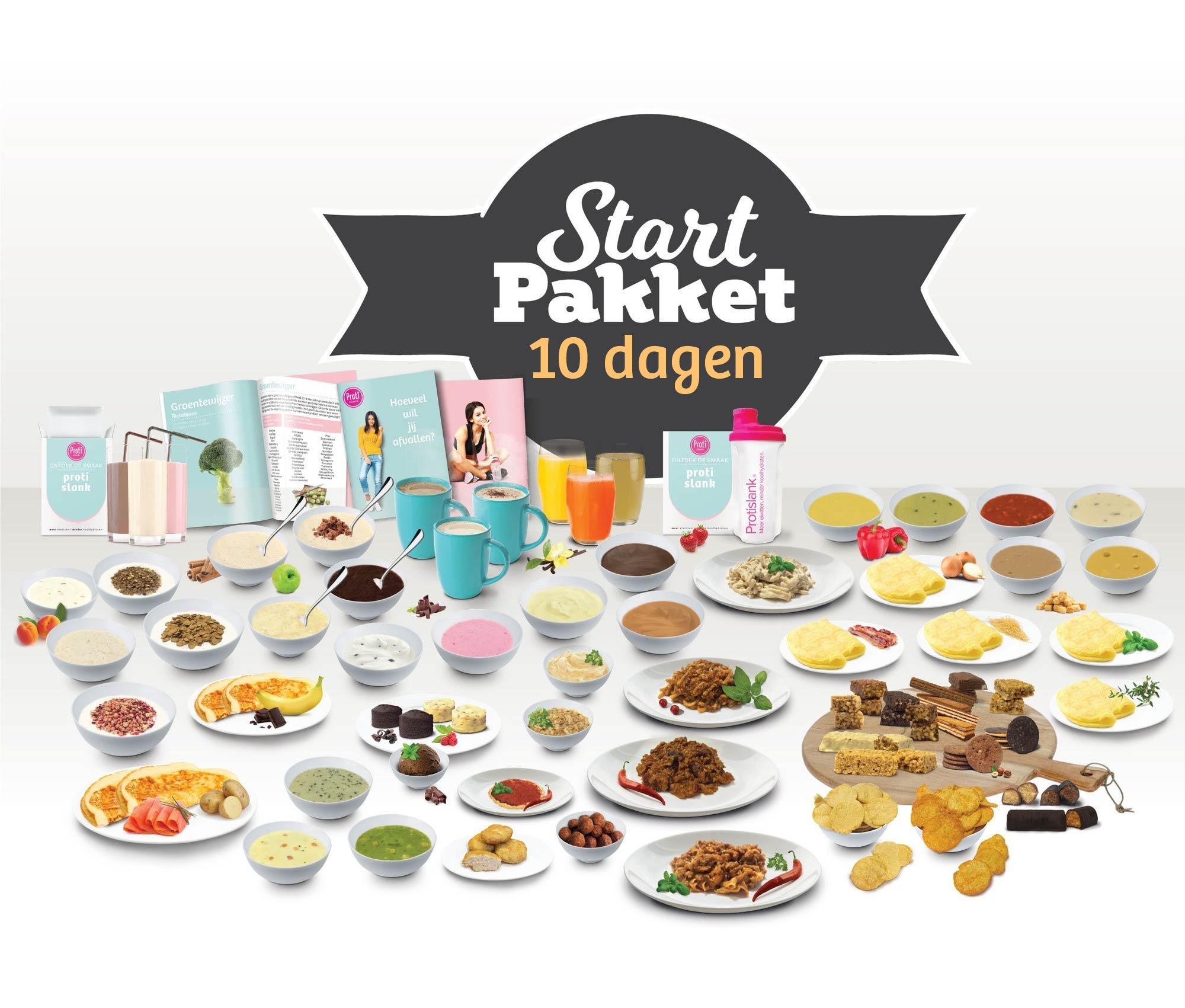 Startpakket 10-daags