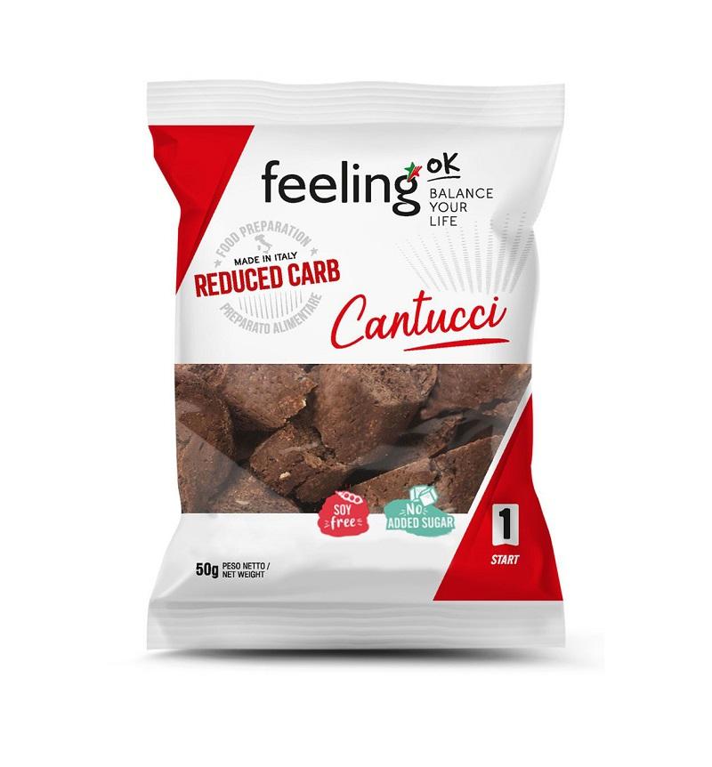 Feeling OK Cantucci Cacao
