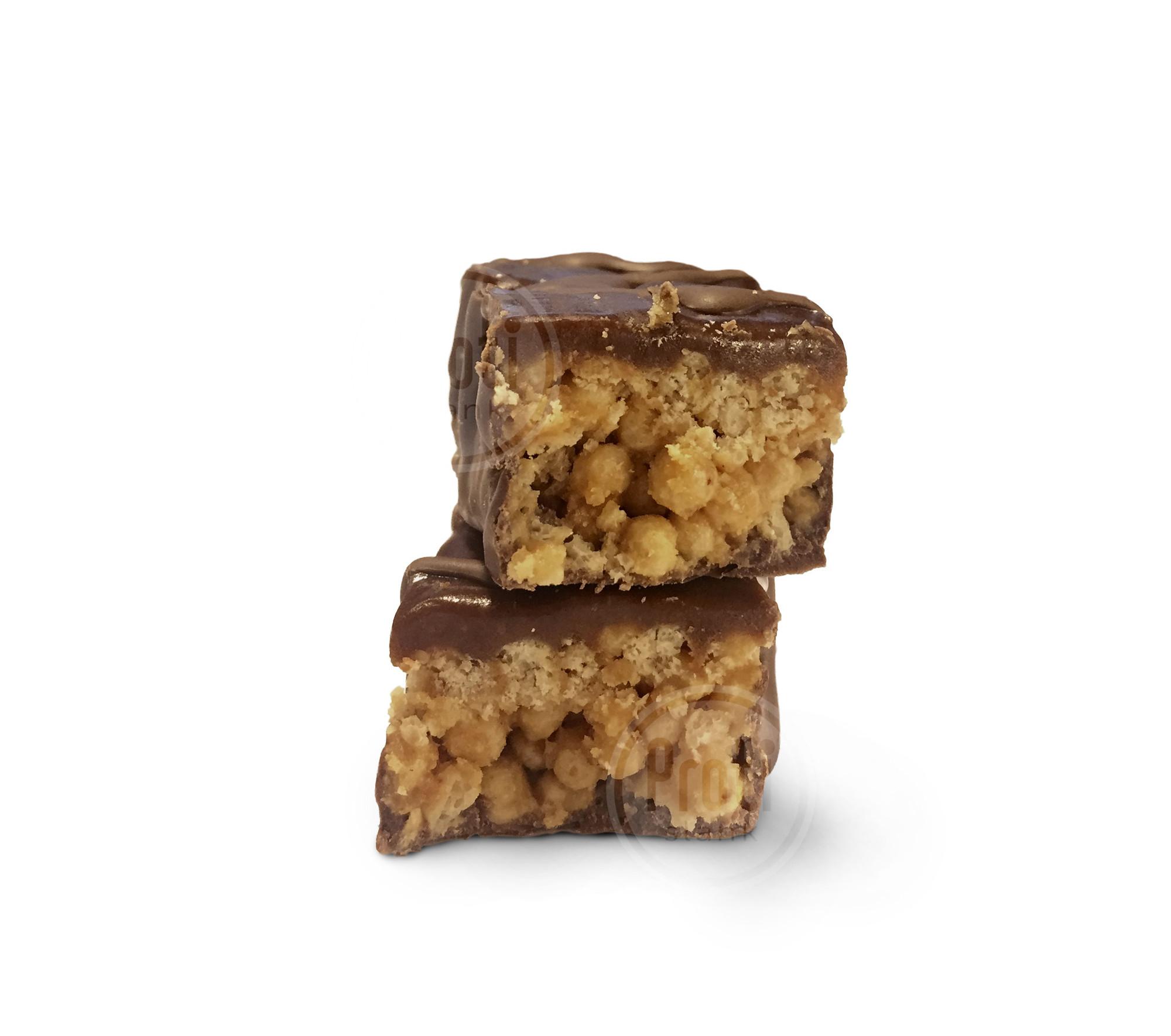 Prote�ne reep Chocolade pinda