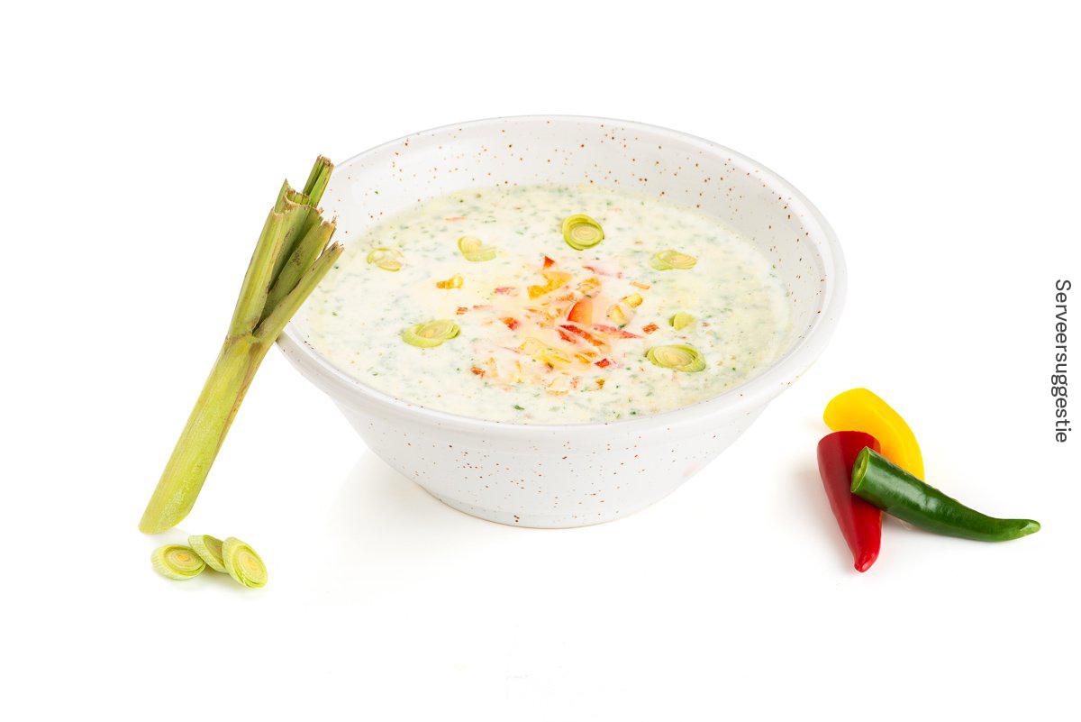 Koolhydraatarme Thaise soep