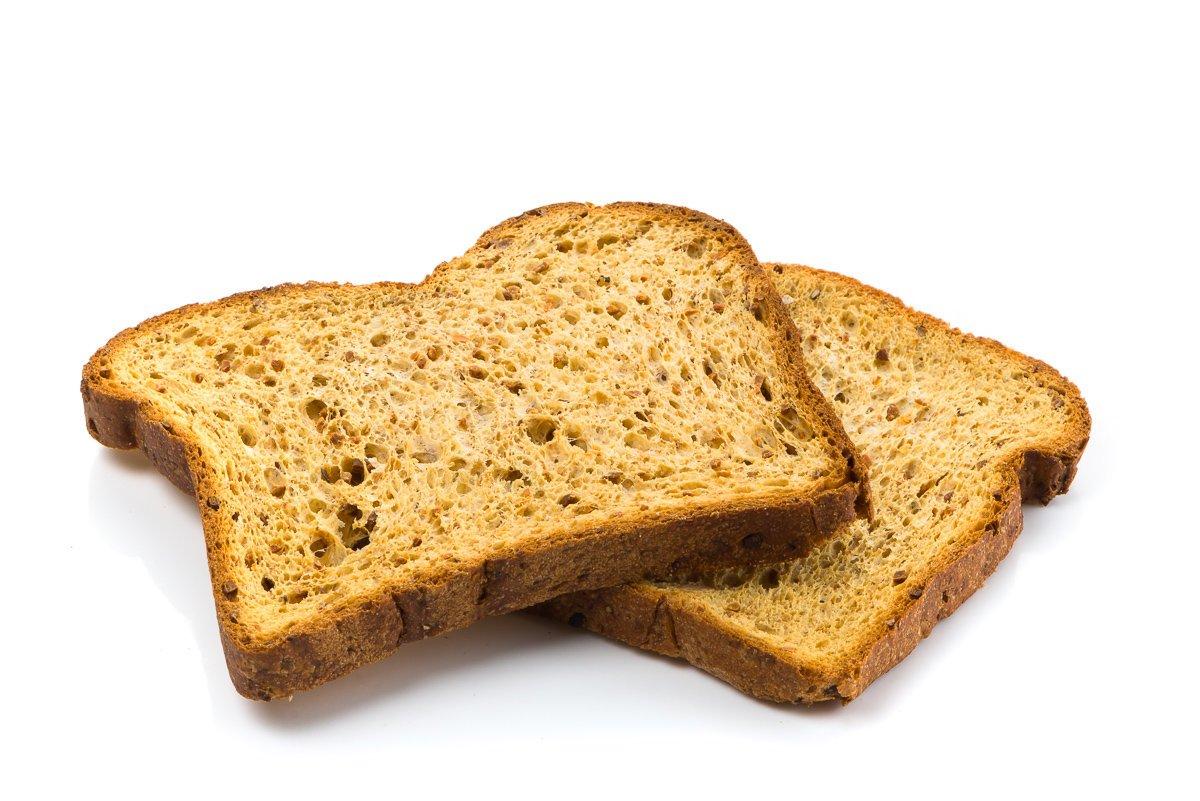 Koolhydraatarme Toast naturel
