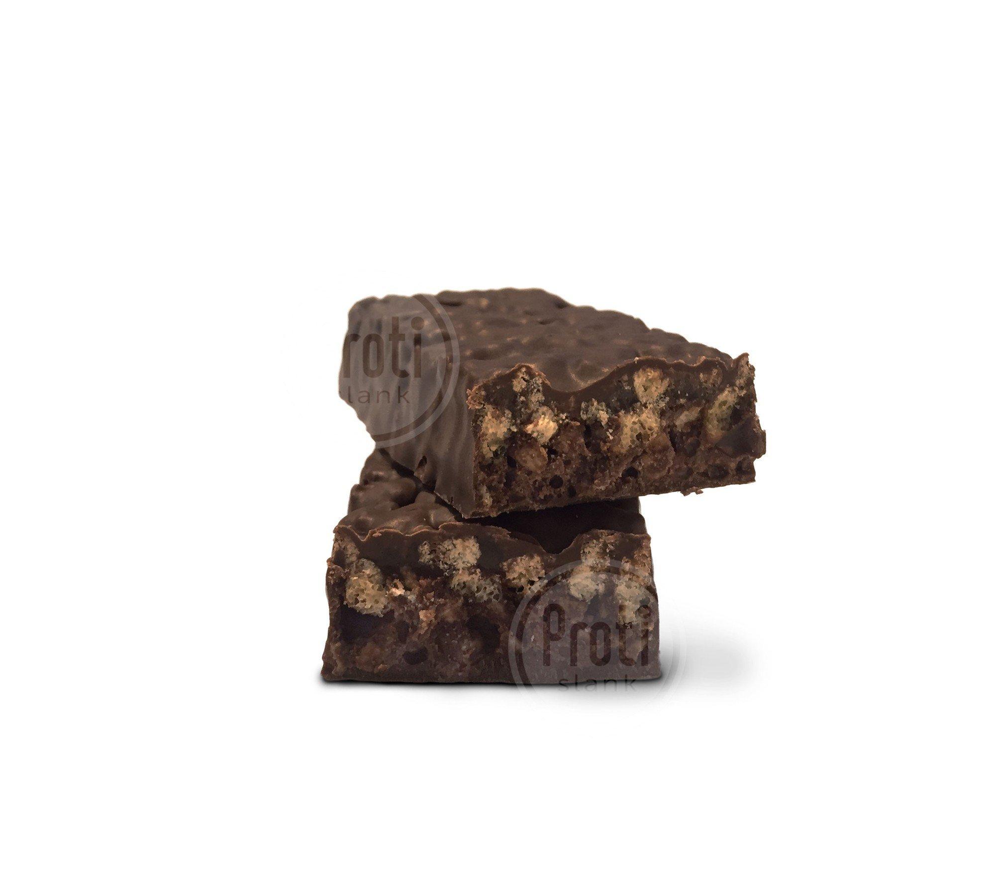Chocolade crisp reep
