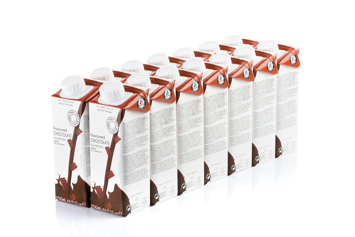 Chocolade Drank Tray
