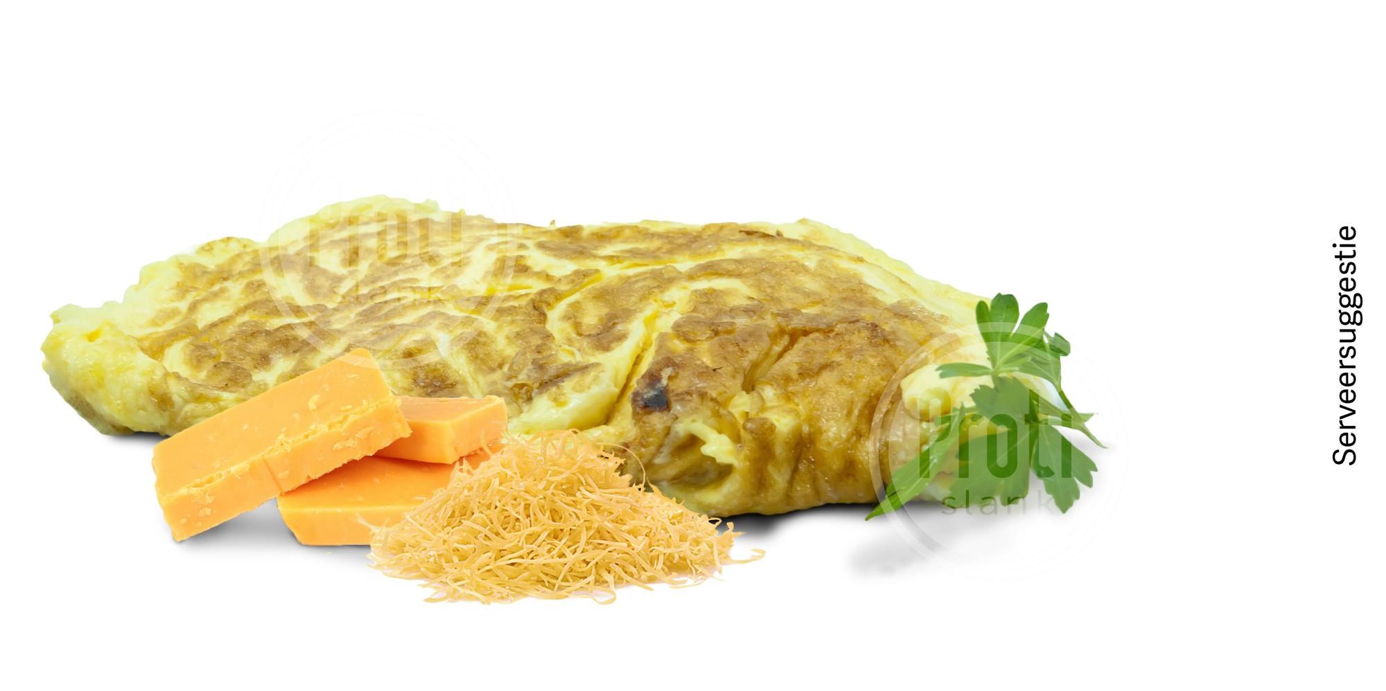 Omelet kaas