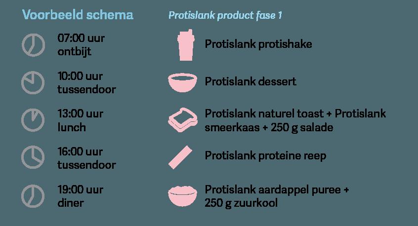 protislank fase 1 eetschema
