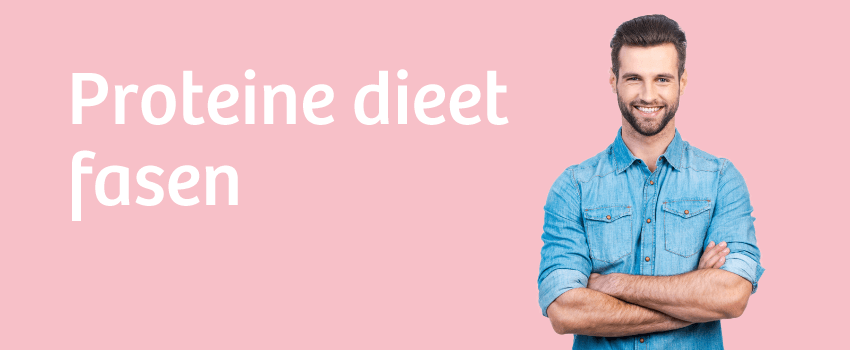 proteine dieet fasen