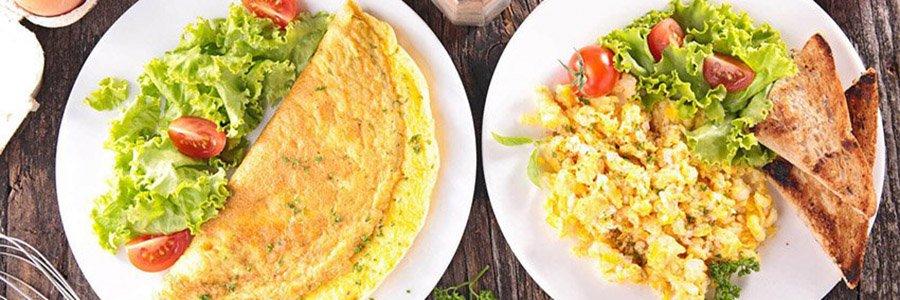 proteine dieet ontbijt protislank