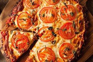 proteine dieet recept bloemkoolpizza