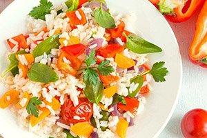 proteine dieet recept rijst groenten
