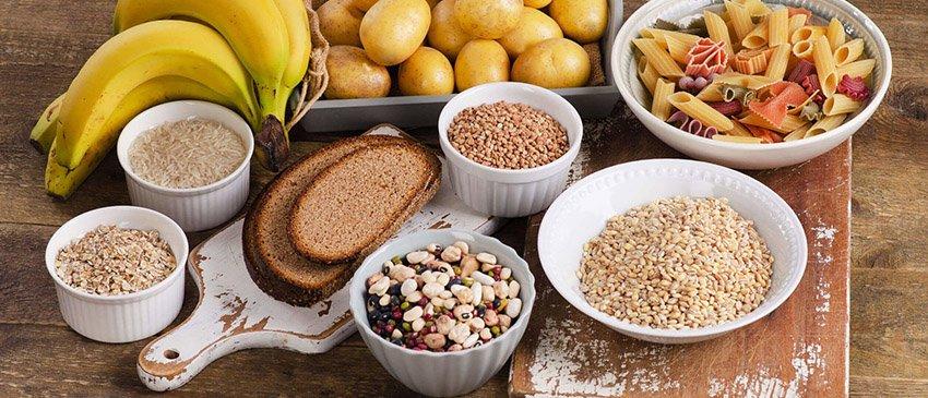 45 gram koolhydraten per dag