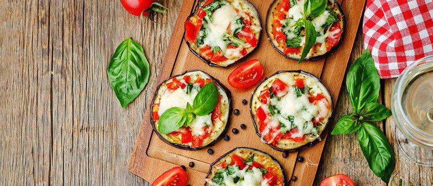 aubergine-uit-oven-proteine-dieet