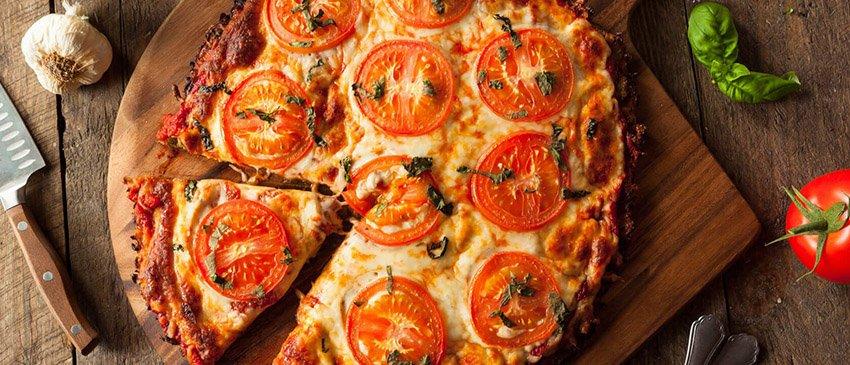 bloemkoolpizza-proteine-dieet-recept