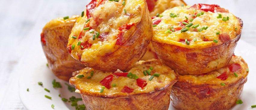 koolhydraatarme-ontbijt-muffins-proteine-dieet