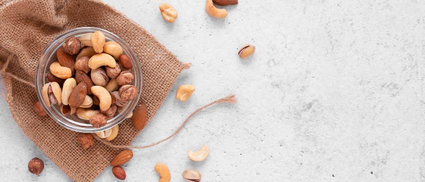 Welke noten zijn gezond voor afvallen?