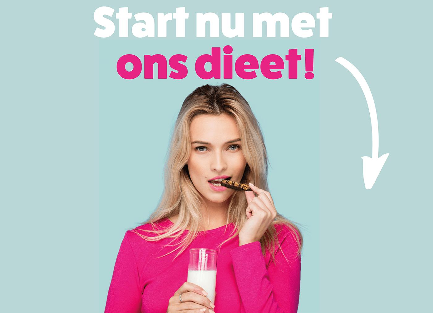Start nu met ons dieet!